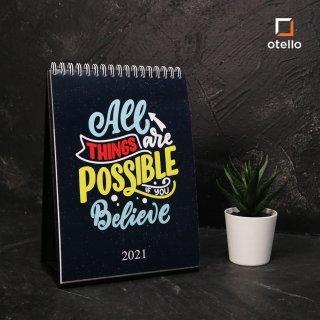 Kalender Goals 2021