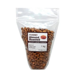 Food Infinity Premium Kacang Almond Roasted