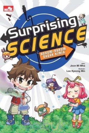 Komik Pendidikan Suprising Science Hukum: Hukum Dasar Kimia