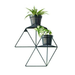 bikin rumah semakin cozy dengan 10 rak pot bunga minimalis