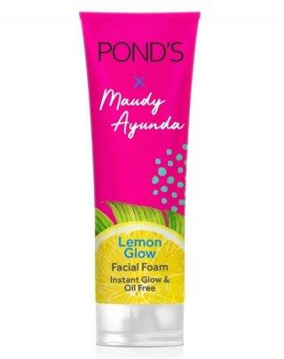 Pond's x Maudy Ayunda Lemon Glow Facial Foam