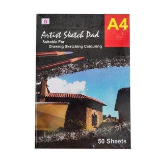 Tiara Sketch Pad Book 150 Gram A4