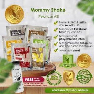 Mommy Shake Minuman Pelancar ASI