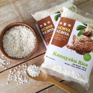 Konya Konya Konyaku Rice