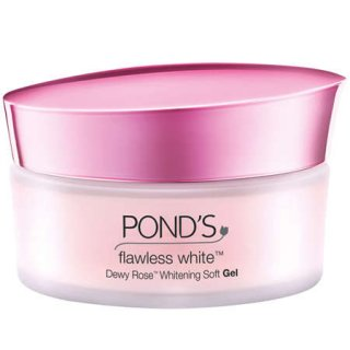 Flawless White - Dewy Rose Whitening Soft Cream SPF 30 PA++