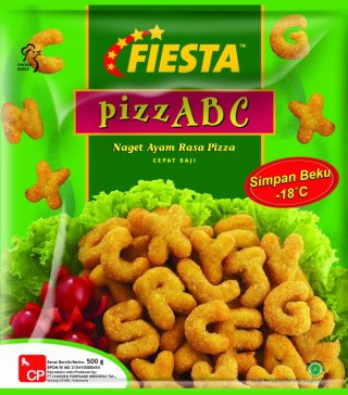Fiesta Nugget PizzABC