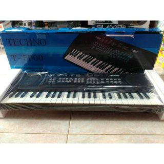 Keyboard Techno T5000