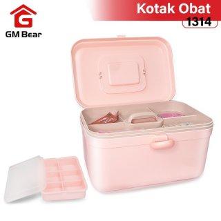 GM Bear Kotak Penyimpanan Obat 1314
