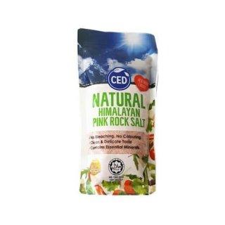 CED Natural Himalayan Pink Rock Salt