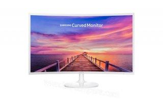 "Samsung Curved Monitor 32"" C32F391FWE"