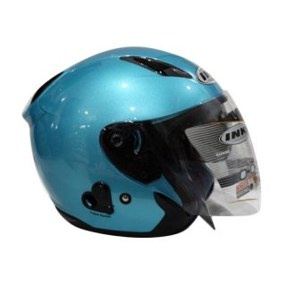 Helm INK Metro Solid Ice Blue