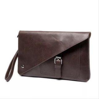 Retro Clutch Bag Tas Pria Korea