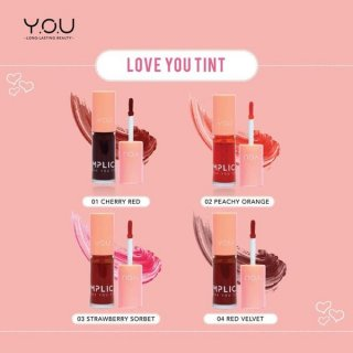 The Simplicity Love You Tint by Y.O.U