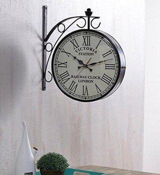 28. Jam Dinding Minimalis untuk Menghargai Waktu