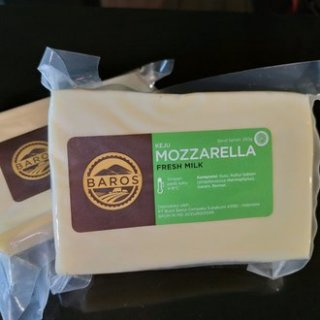 Baros Mozzarella Fresh Milk