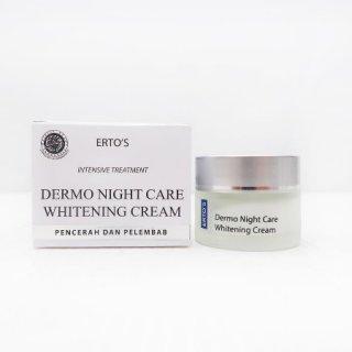 Ertos Dermo Night Care Whitening Cream