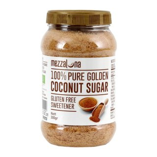 Gula Kelapa Organik GOLDEN Mezzaluna 300 gram