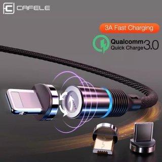 Cafele Kabel Data Charger Magnet