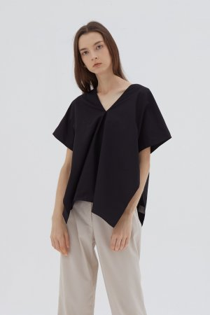 Shopatvelvet - PT-01 Black