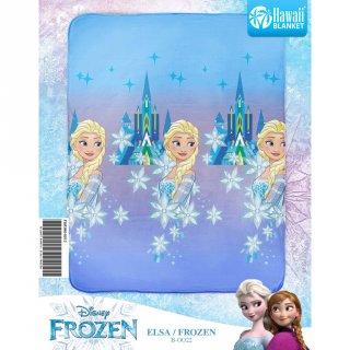 Selimut Hawaii Elsa/ Frozen