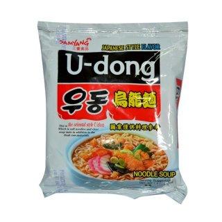 Samyang U-dong Japanese Style Flavor Noodle Soup