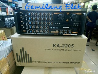 Amplifier Bluetooth SANSUI BT-2205 USB