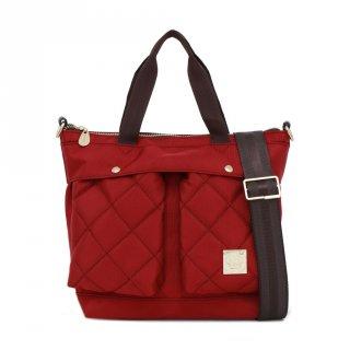 Elizabeth Bag Laken Handbag Red