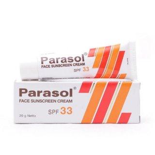Parasol Face Sunscreen Cream SPF 33