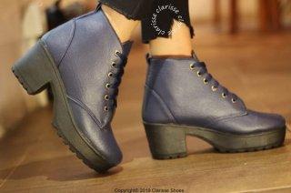 Clarisse Boots Wanita Harley
