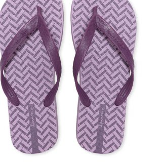 Ipanema Ladies Flip Flop & Sandal Wanita - Class. Happy Fem Lilac/Purple