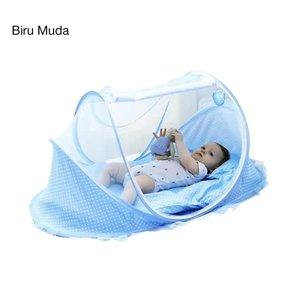 Kelambu Bayi Musik Series 3In1