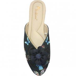 Dr. Kevin Sendal Wanita Bustong Flat Women Sandals 571-021