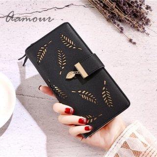 Aamour Leaf Wallet Dompet Wanita