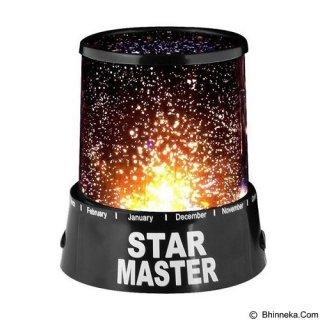 LAMPU Tidur Proyektor STAR MASTER