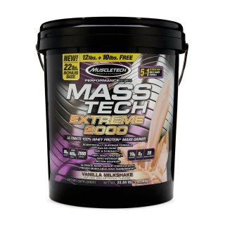 Mass Tech Masstech 22lbs Muscletech