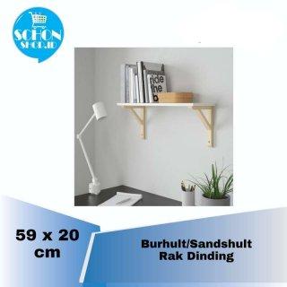Rak Dinding Ikea BERGSHULT / SANDSHULT