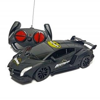 Mainan Mobil Remote Control Famous Car Batman Limited