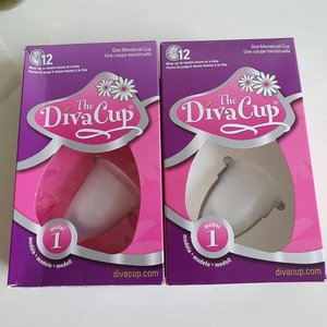 THE DIVACUP MENSTRUAL CUP