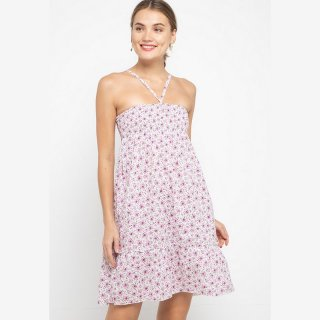 Point One Seventeen CALYA Floral Dress
