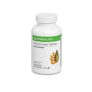 Fiber & Herb Tablets