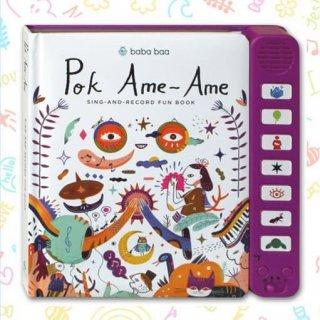 Pok Ame-Ame Sing-and-Record Fun Book