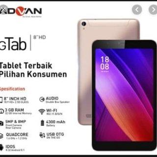 Advan G-Tab