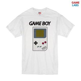 T-shirt Game Boy / Baju Kaos Distro Pria Wanita putih Pendek Slimfit