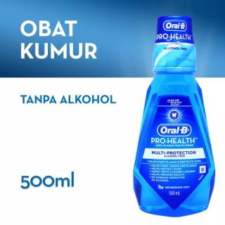 Oral-B Mouthwash