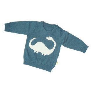 Baju Bayi Laki PLEU Sweater Dino