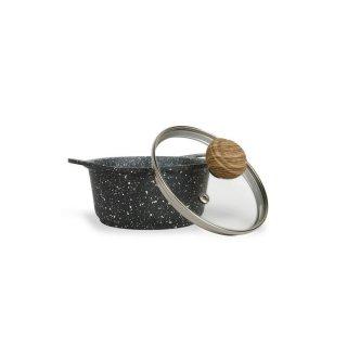 Debellin Granite Series Shallow Casserole