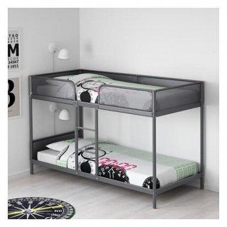 Ikea Tuffing Rangka Tempat Tidur Tingkat