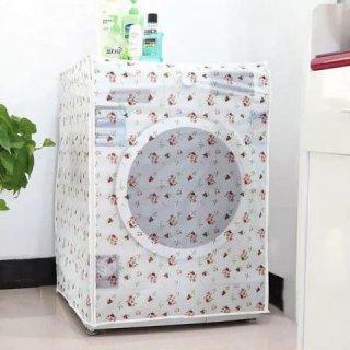 LZ39U Pelindung Cover Mesin Cuci Buka Depan