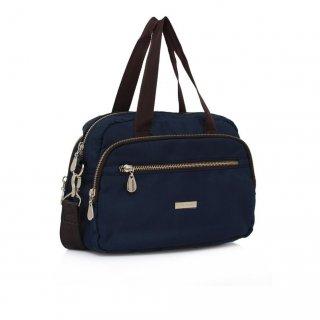 Tas Elizabeth Aghna Handbag Blue