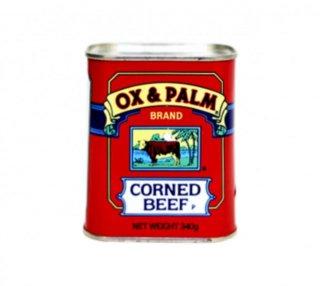 Corned Beef Ox & Palm